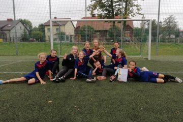 Piłkarskie szóstki dziewcząt-etap miejski