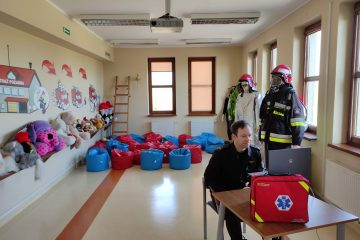 spotkanie 2b ze strażakiem
