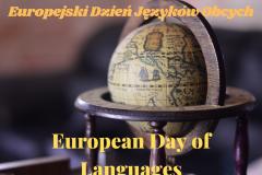 Europejski Dzień Języków Obcych European Day of Languages